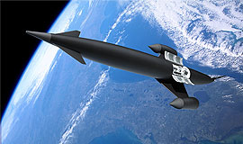 SKYLON In Orbit 1
