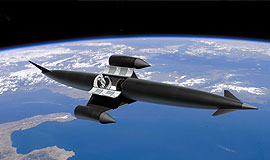 SKYLON In Orbit 2