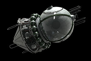 Vostok 1 Spacecraft